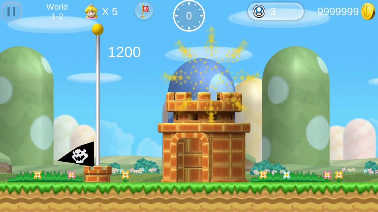 super mario 2 hd apk mod hackcheats unlimited coins offline android no root