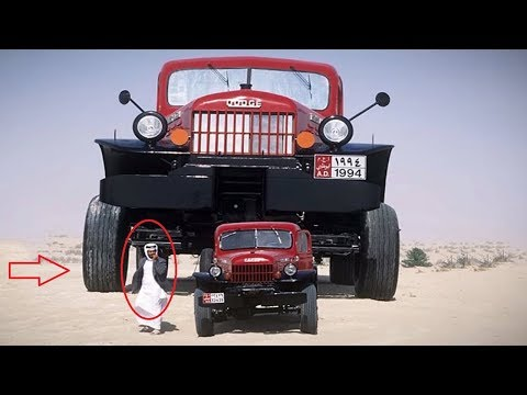 ലോകത്തിലെ ഏറ്റവും വലിയ വാഹനങ്ങളും പ്രതേകതകളും | World's Biggest Vehicles