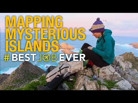 Mapping the Mysterious Islands Near San Francisco | Best Job Ever