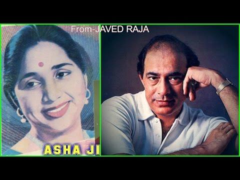 TALAT & ASHA-Film-DAK BABU-{1954}~Dil Ki Duniya Jagmagayi Aaj-[ Great Melody ]