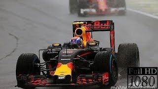 Formule1 Brazilie 2016 Race Hoogtepunten met Nederlandse verslaggeving / Formule-1