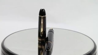 354-00598 MONTBLANC Meisterstuck 149 Fountain Pen 18K/Case
