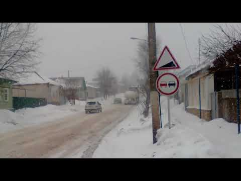 зима, рыльск 2018