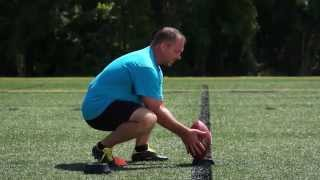 Video Mike Hollis ProForm Kicking Instructional Video Snippet - Kickoff Steps and Ball Placement download MP3, 3GP, MP4, WEBM, AVI, FLV September 2017