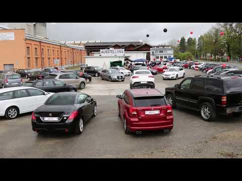 Autoausstellung 2017