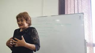 #обучение #ораторскому мастерству от #Касеиновой Сауле ханым в г.Бишкек #Global Trend +77016685568