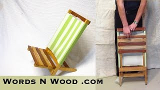 Nesting Beach Chairs (wnw #1)