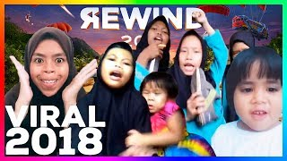 TOP Viral Indonesia Tahun 2018 | Lucu Lucu Video