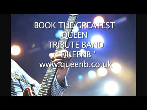 queen tribute band queenb another one bites the dust