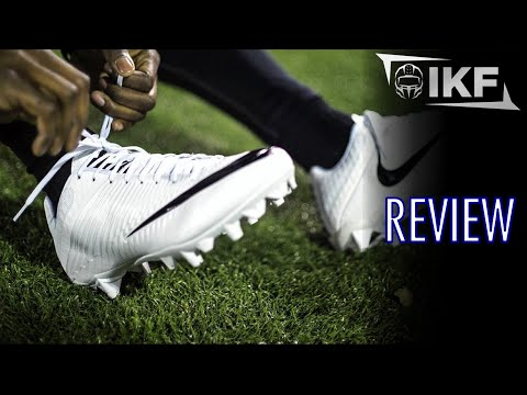 NIKE Vapor Speed 2 TD Football Cleat Review - Ep. 310