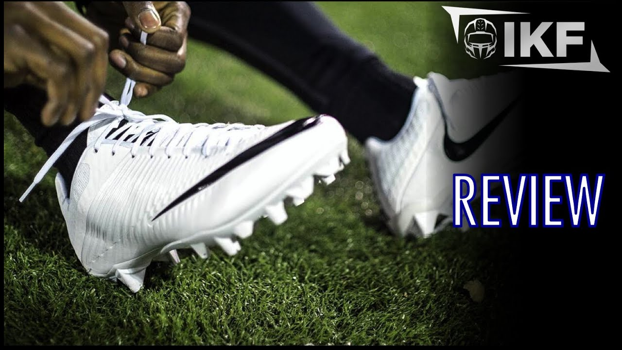8911c5243e66 NIKE Vapor Speed 2 TD Football Cleat Review - Ep. 310 - YouTube