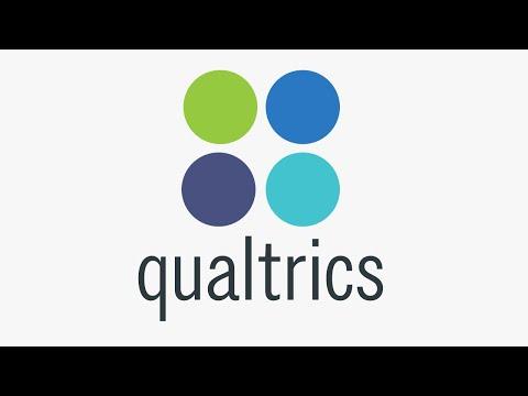 Building Slider Questions on Qualtrics