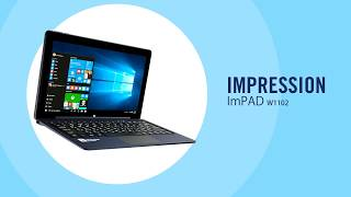 Планшет трансформер Impression ImPAD W1102