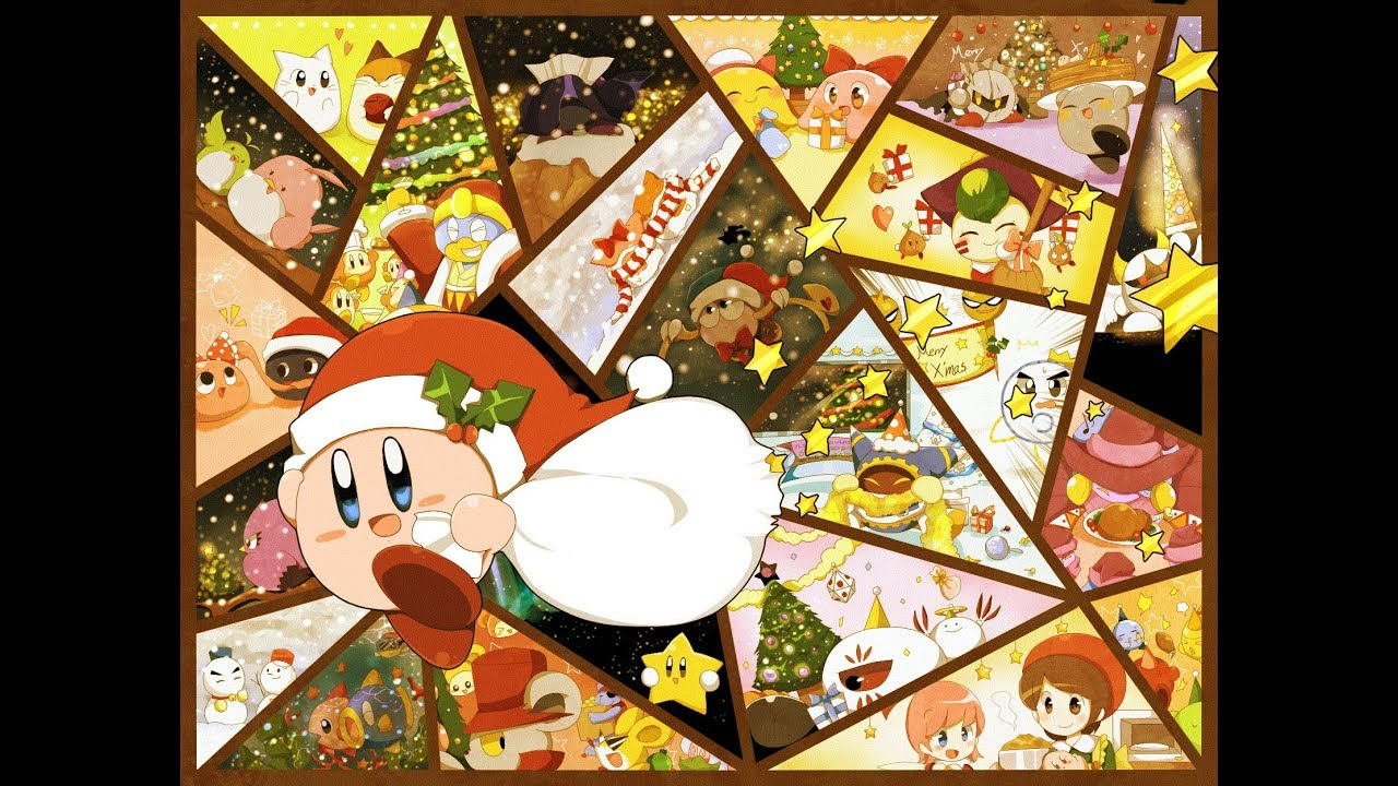 Kirby Christmas & Winter Music Compilation - YouTube