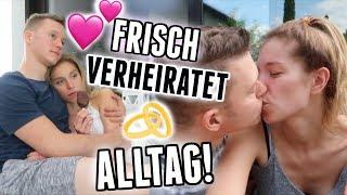 Frisch verheiratet - Unser Leben als Ehepaar - Vlog 36