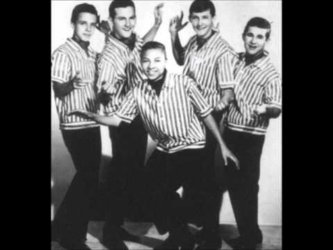LITTLE JOEY & THE FLIPS -  MYSTERY OF THE NIGHT / HOT ROD - UNRELEASED JOY RECORDED 1962