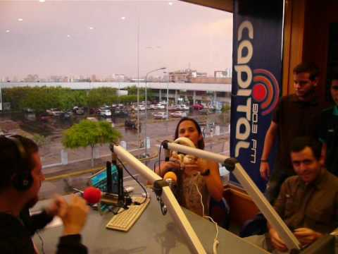 FIRST Global 2017 - CAPITAL 90.3 FM - Entrevista VeneBot Team Venezuela