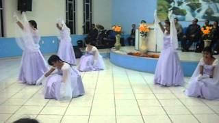 Coreografia - Um Novo Vencedor - Damares - Grupo Filhas de Jerusalém...