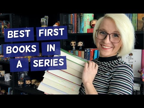Best First Books In a Series | Monthly Recs