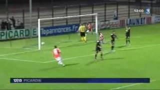 ASBO - Amiens SC - Midisports France3 Picardie