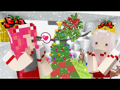 "Minecraft Maids ""A WINTER'S KISS!"" Roleplay ♡39"