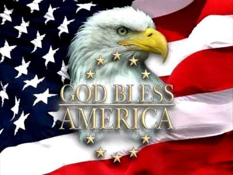 GOD BLESS AMERICA, Duet for Bb Trumpet and Piano