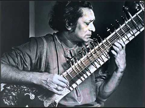 "Ravi Shankar - ""Raga Manj Khamaj"" do LP ""Live at The Woodstock Festival""(1969)"