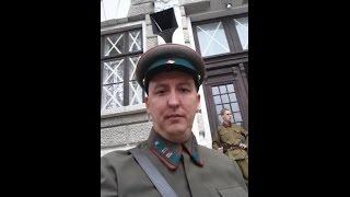 """Как снимали фильм """"По законам военного времени"""""""