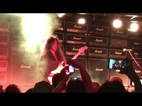Yngwie Malmsteen Guitar Clinic Toronto 2018