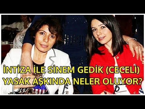 İNTİZAR İLE SİNEM GEDİK (CECELİ) YASAK AŞKINDA YENİ GELİŞME!..