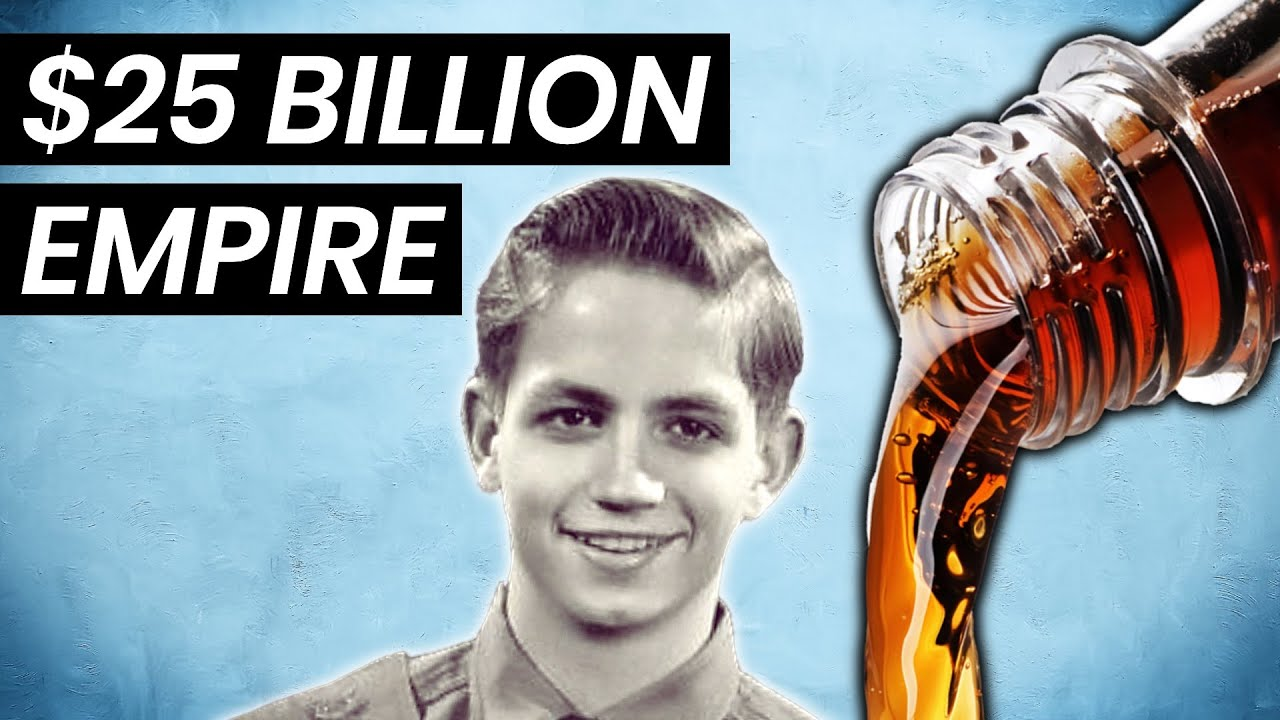 How a 13-Year-Old Made His $25 Billion Empire from Selling Soda