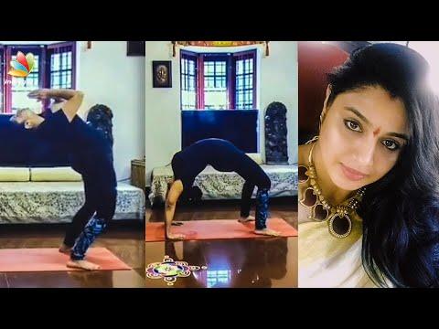 കഠിനമായ യോഗമുറയുമായി Samyuktha Varma | Virala Video | Latest Malayalam News