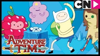 Время приключений   Заложники любви   Cartoon Network