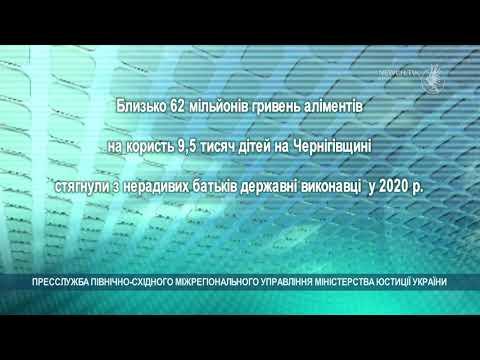 Телеканал Новий Чернігів: Аліменти на користь дітей  Телеканал Новий Чернігів