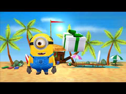 Despicable Me - Minion Rush : Mel Got Stage 3 Reward And Unlocked Lap 2 Best Gameplay Android games