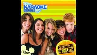 Lemonade Mouth - Determinate (Karaoke/Instrumental)