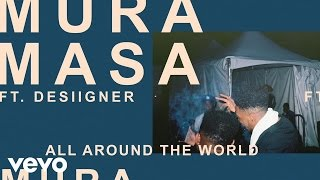 Mura Masa - All Around The World... @ www.OfficialVideos.Net