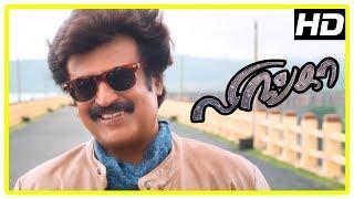 Lingaa Movie Scenes | Rajini reveal Jagapathi Babu's true intention | Anushka