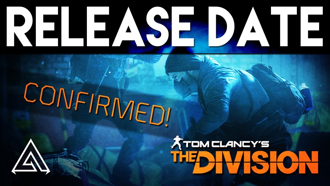 The division release date ps4 in Sydney