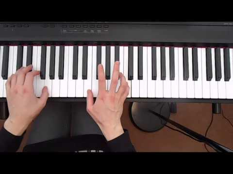 A Child This Day is Born - Piano Christmas Carol - Christmas Popular Carols with lyrics
