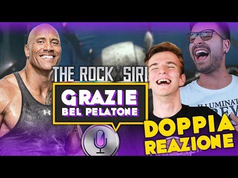 REAZIONE ALLO SPOT DI APPLE CON THE ROCK [feat. GiampyTek]