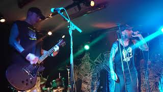 Active Slaughter - My Foot in Your Mouth - Paris - 06/06/2019
