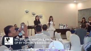 DYRA MAYORI MC ING GOLF TOURNAMENT