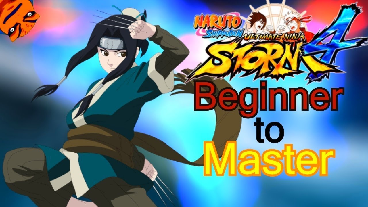 (Haku) - Beginner to Master - Naruto Shippuden Ultimate ...