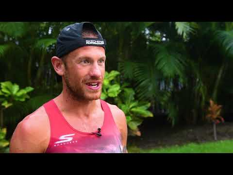 Lionel Sanders on His Late Decision to Race in Kona
