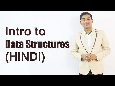 Data Structures Using C/C++ (HINDI/URDU)