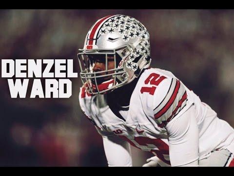 Denzel Ward    2016 Ohio State Highlight Mix