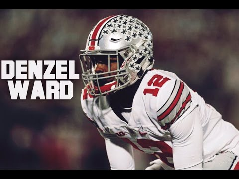 brand new d82fc 1ac92 Denzel Ward || 2016 Ohio State Highlight Mix