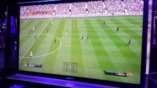 FIFA 14 on PlayStation 4 - Barcelona V Real Madrid [1080p]