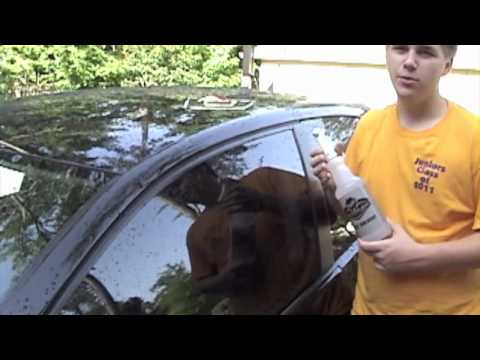 Safe Way To Remove Tree Sap From Car Paint